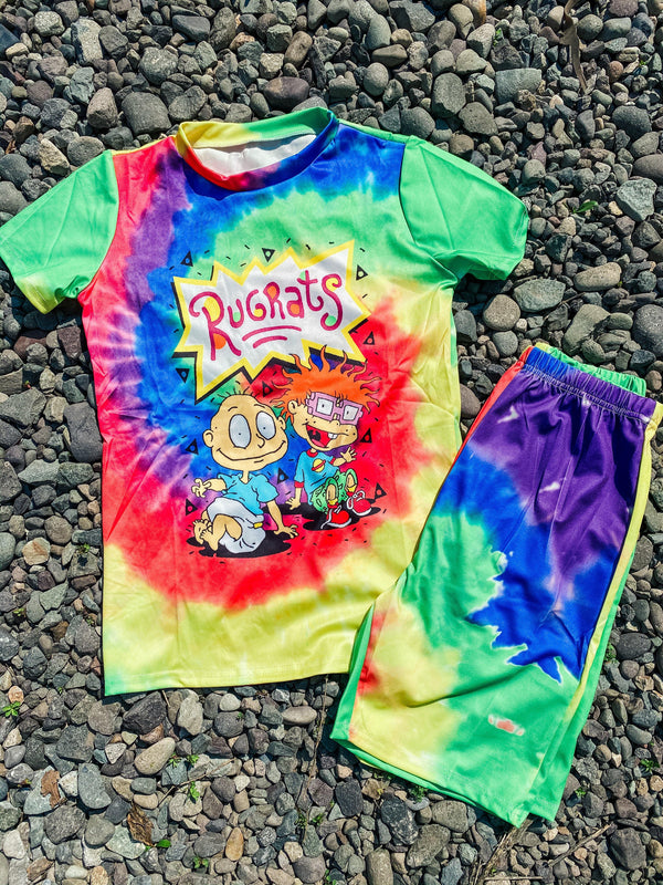 Conjunto Rugrats Carlitos & Tommy - Space Store Chile