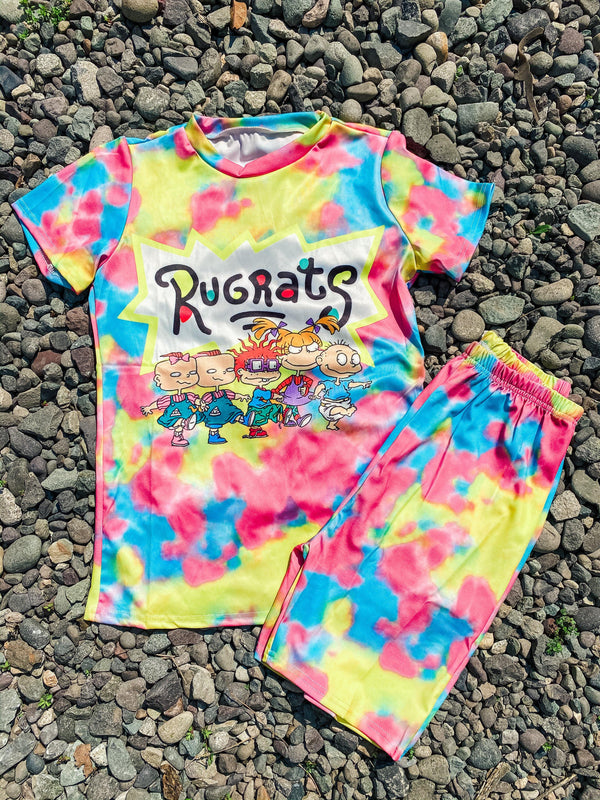 Conjunto Rugrats Manchas Psicodelicas - Space Store Chile