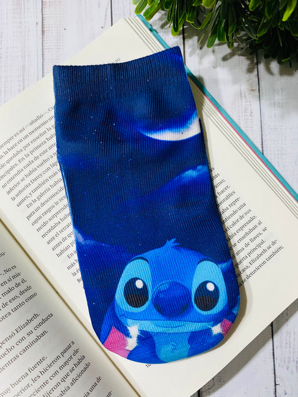 Socks Stitch at Night - Space Store Chile