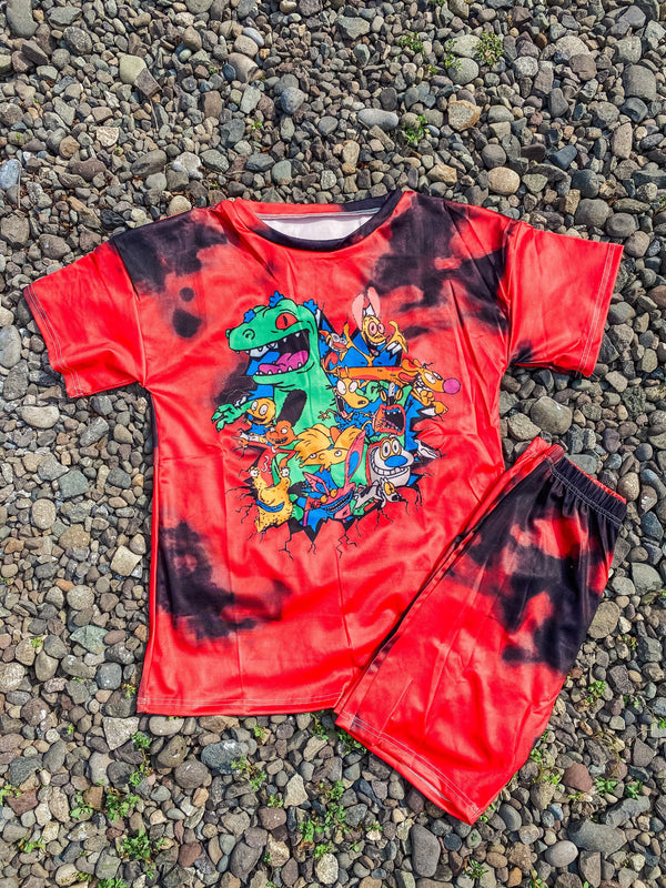 Conjunto Rugrats Red - Space Store Chile