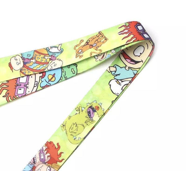 Lanyard Rugrats - Space Store Chile