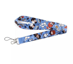 Lanyard Harry Potter Azul - Space Store Chile