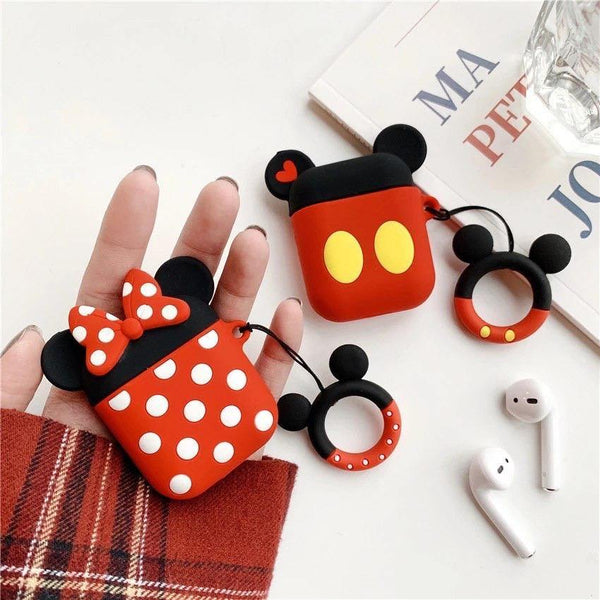 Carcasas de Airpods Mickey & Minnie
