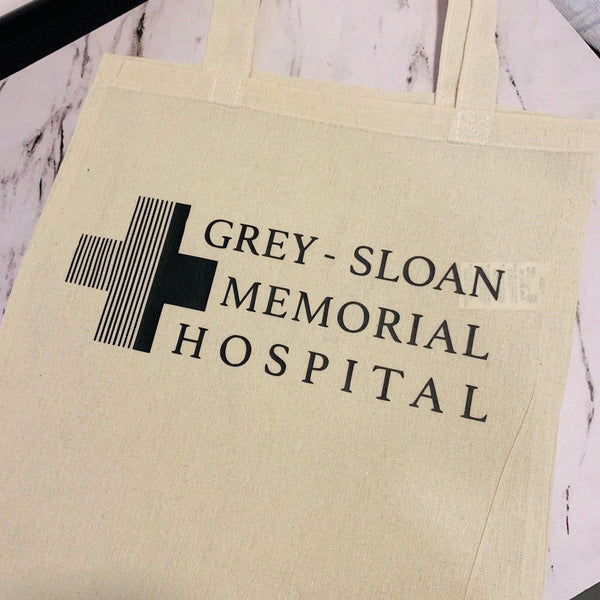 Bolsa Reutilizable Grey-Sloan Memorial Hospital