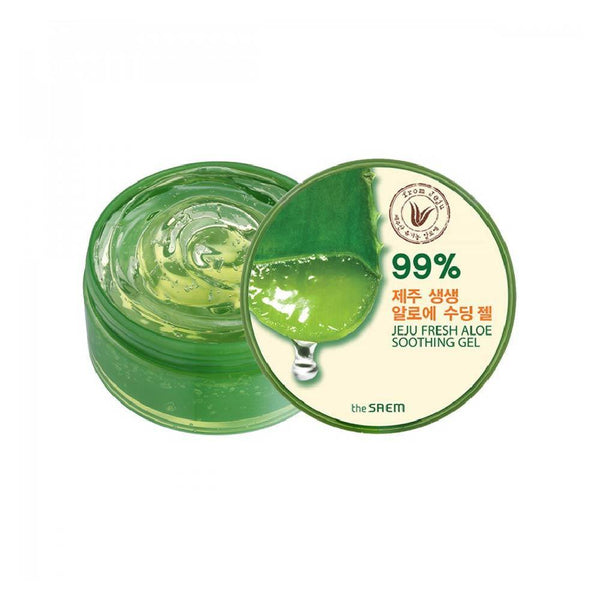 Gel Hidratante 99% Aloe Vera Jeju Fresh - Space Store Chile