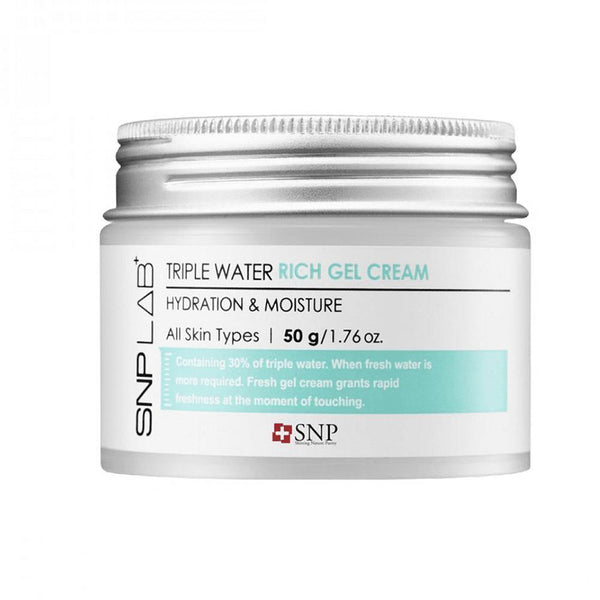 Crema Gel Suavizante Lab Triple Water - Space Store Chile