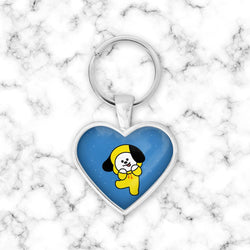 Llavero Corazon Chimmy - Space Store Chile