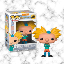 Funko Pop Arnold - Space Store Chile