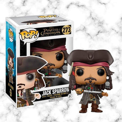 Funko Pop Jack Sparrow - Space Store Chile