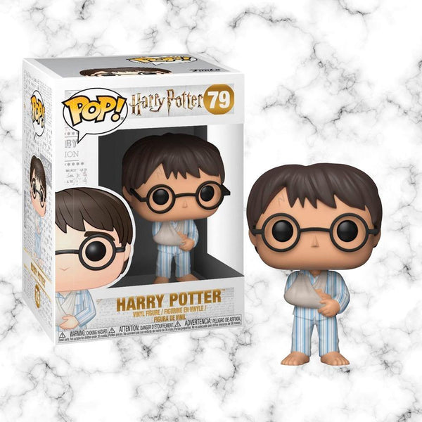 Funko Pop Harry Potter Enyesado
