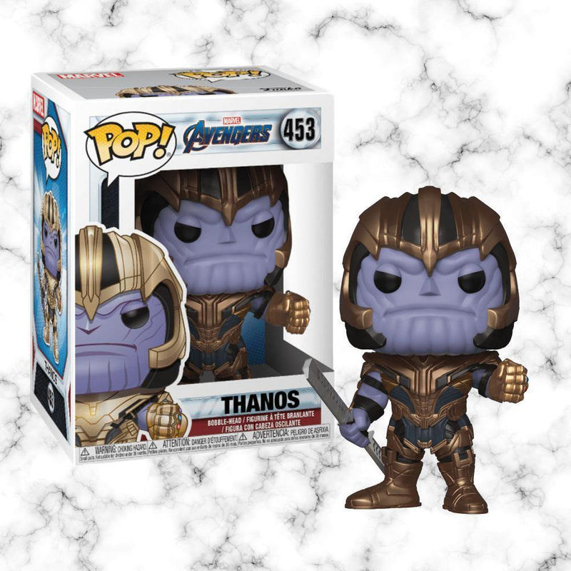 Funko Pop Thanos End Game - Space Store Chile
