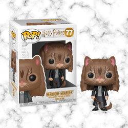 Funko Pop Hermione as Cat - Space Store Chile