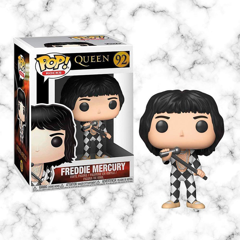 Funko PoP Rocks: Queen - Freddie Mercury - Space Store Chile