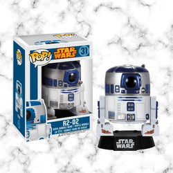 Funko PoP Star Wars : R2-D2 - Space Store Chile