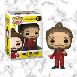 Funko Pop Rocks - POST MALONE