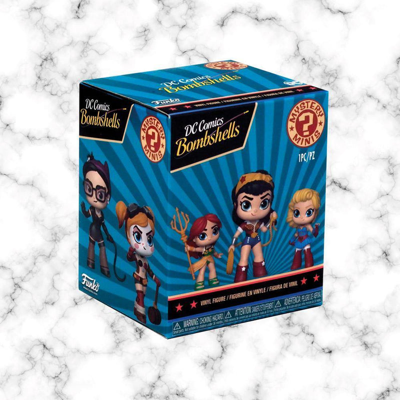 Figura Funko Mistery Bombshells - Space Store Chile