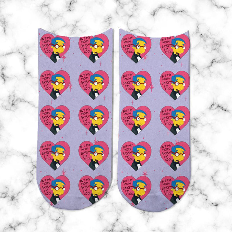"Socks Milhouse ""Pero mi mamá dice que soy Cool"" - Space Store Chile"