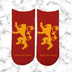 Socks GOT Lannister - Space Store Chile