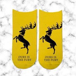 Socks GOT Baratheon