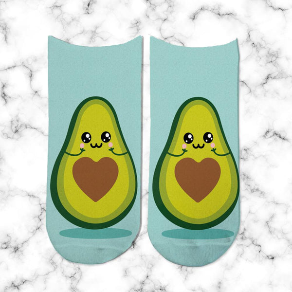 Socks Palta Heart - Space Store Chile