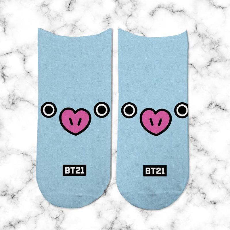 Socks BT21 Mang