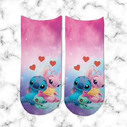 Socks Stitch Angel
