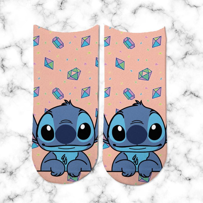 Socks Stitch Diamond - Space Store Chile
