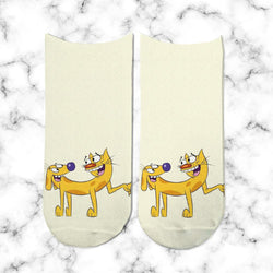 Socks Cat Dog - Space Store Chile