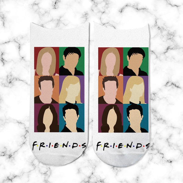 Socks Friends Faces - Space Store Chile