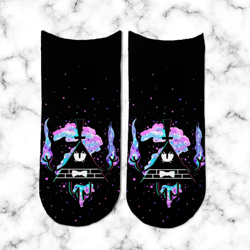 Socks Gravity Falls - Space Store Chile