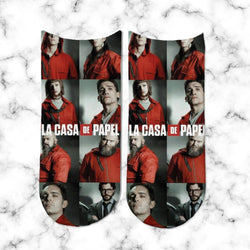 Socks La Casa de Papel