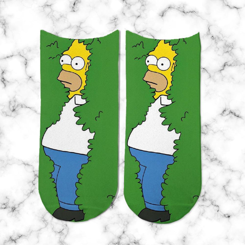 Socks Homero Arbusto - Space Store Chile