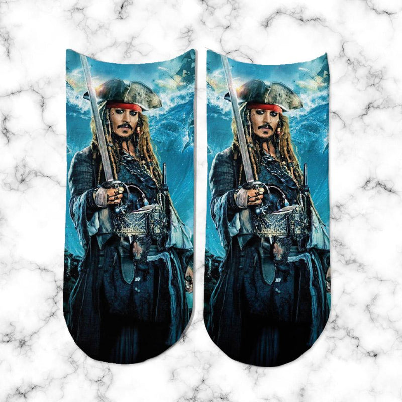 Socks Jack Sparrow - Space Store Chile