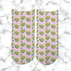Socks Paltas Rosa - Space Store Chile