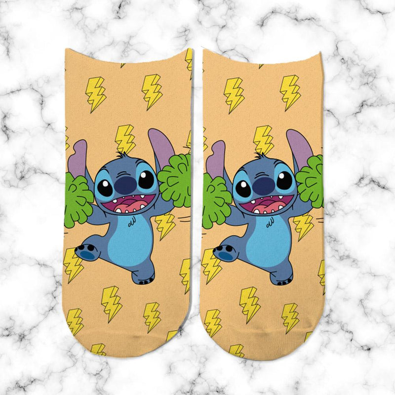 Socks Stitch Rayos - Space Store Chile