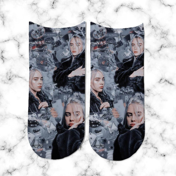 Socks Billie Eilish Model 3 - Space Store Chile
