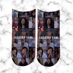 Socks Cristina Yang - Space Store Chile