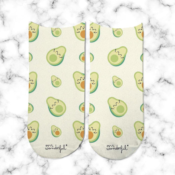 Socks Avocado