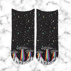 Socks Naves Rainbow - Space Store Chile