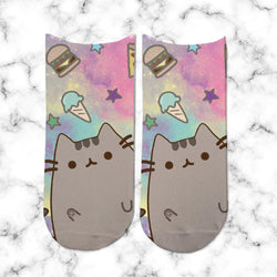 Socks Pusheen Food - Space Store Chile
