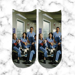 Socks Greys Anatomy 1 Season