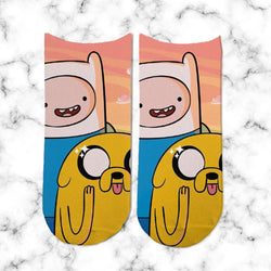 Socks Hora de Aventura - Space Store Chile