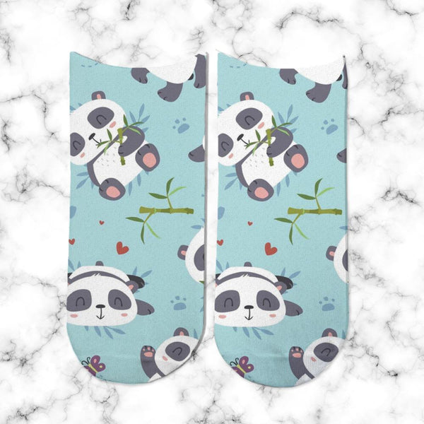 Socks Panda Bambu - Space Store Chile