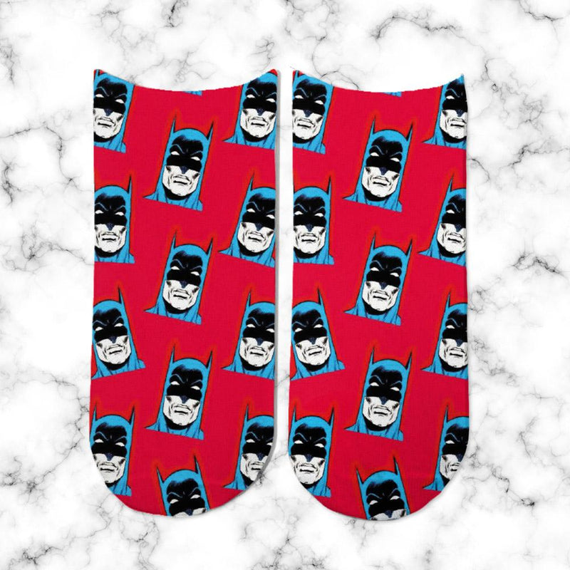 Socks Batman Face - Space Store Chile