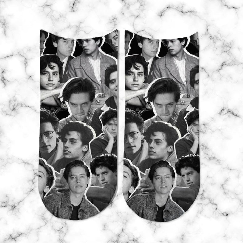 Socks Cole Sprouse Collage - Space Store Chile
