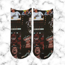Socks Harry Styles Collage - Space Store Chile