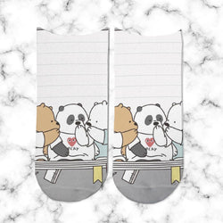 Socks Osos Escandalosos Play - Space Store Chile
