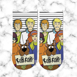 Socks Scooby-Doo - Space Store Chile