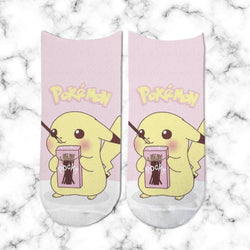 Socks Pikachu Pocky - Space Store Chile