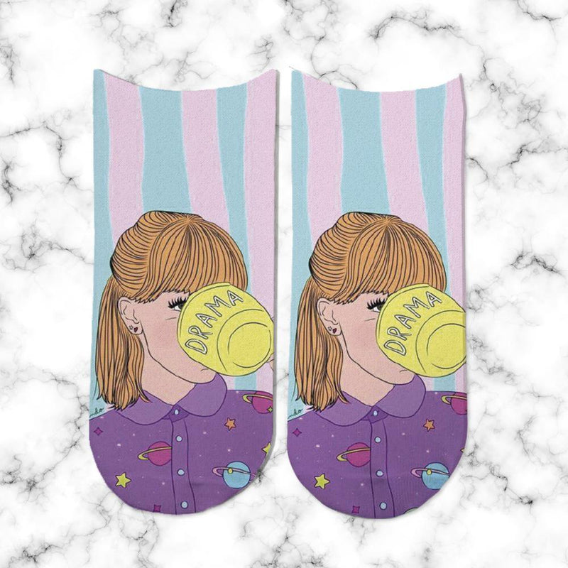 Socks Girl Drama - Space Store Chile